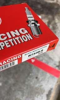 NGK racing R7438-9 spark plugs