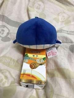 藍色小鯨魚 娃娃