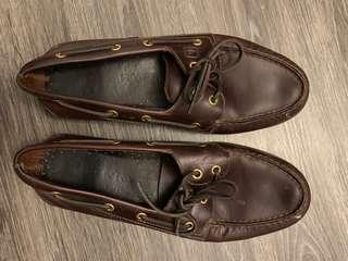 Sperry boat shoe, size 10.5
