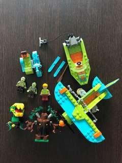 LEGO scooby doo vehicle lot 75094 75903 75902 75901