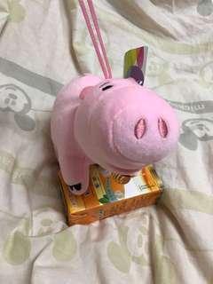 🚚 玩具總動員 小豬 撲滿 娃娃