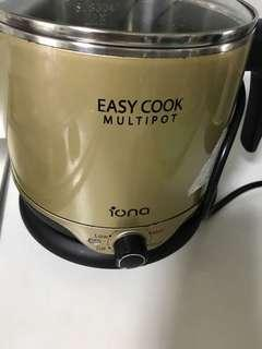 Iona easy cook multi cooker 1.8L