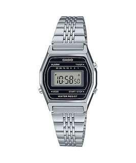 Bn Casio Ladies Digital Watch LA690WA-1D