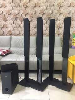 Philips Home Theatre System HTS3373