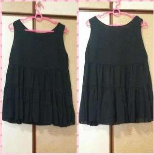 Babydoll Top Short Dress