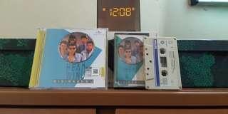 CD ALBUM HEADWIND ( FREE CASSETTE)