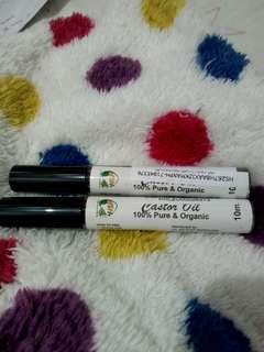 hsp castor oil