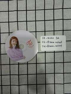 WTS TWICE TWICECOASTER LANE1 NAYEON CD PLATE
