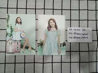 WTS TWICELAND THE OPENING CHAEYOUNG POSTCARDS