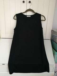 Padini black dress