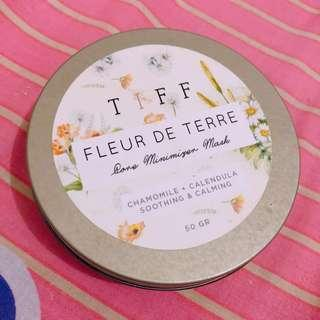 Tiff Body Fleur De Terre Mask (Pore Minimizer Mask)