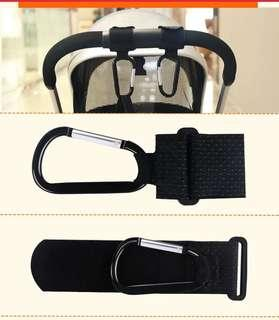 Ready Stock ! Brand New Stroller Hook Hold up to 30KG