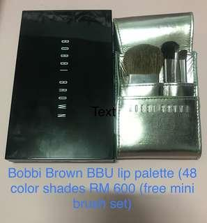 Bobbi Brown BBU Lip Palette