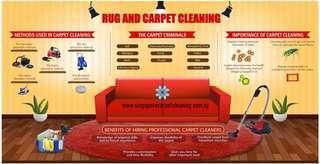 Carpet cleaning & all other Upholstery Cleaning