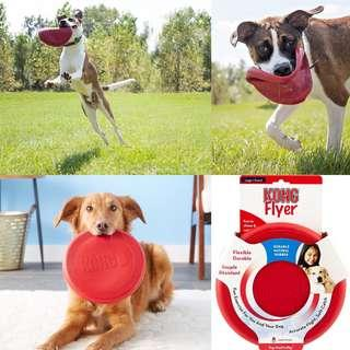 BN Kong Flyer Frisbee Large Dog Toy