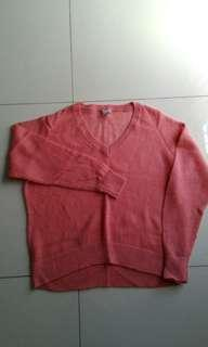 New H&M pink top