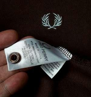 [NEW] Fred Perry Ringer polo tee (Authentic)