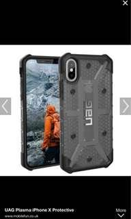 IPhone X UAG Plasma Casing