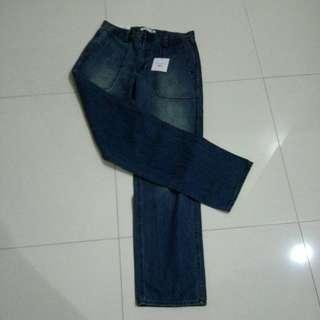 New Uniqlo jeans