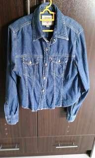 Denim shirt by Levi's