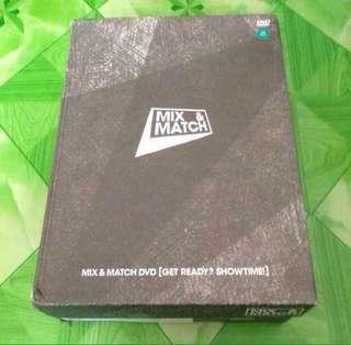 MIX & MATCH DVD (POLAROID BOOK + PHOTOCARD)