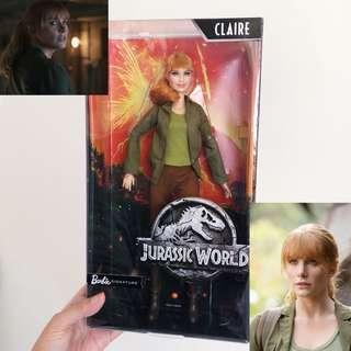 Barbie x Jurassic World: Fallen Kingdom