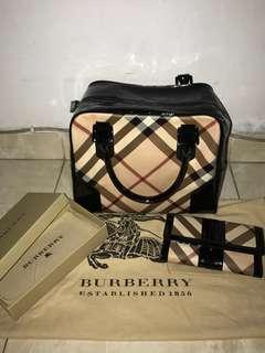 1 set bag and wallet