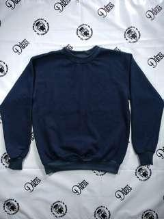 Sweater switer crewneck premium tebal