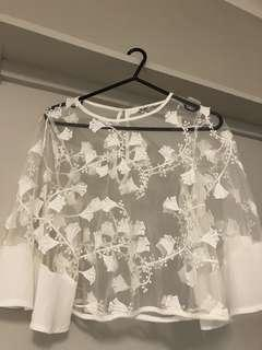 Alice McCall inspired top