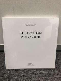 BN Sealed IWC Selection 2017/2018