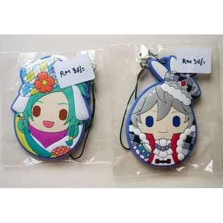 AFA 2017 B-Project event Rubber Strap Tomohihisa and Hikaru