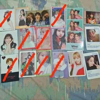 WTS / WTT Official Photocards