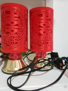 Marriage Table Lamp - for An Chuang (安床)