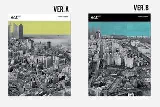 [1 ver B] nct127 regular-irregular first full album
