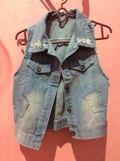 Rompi jeans import