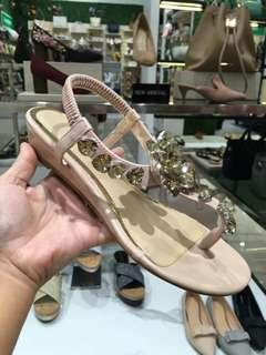 Sandal URBAN & CO Authentic Branded Import Wanita Cewek Cantik ORI ORIGINAL SALE OBRAL MURAH