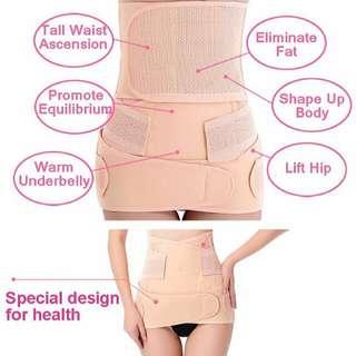 3 in 1 maternity and body shaping set (Postpartum Belly Support)