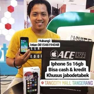 Iphone 5s 16gb gray bisa kredit tanpa kartu kredit promo free 1x angsuran