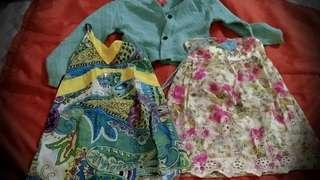 12-24mos Dress Bundle