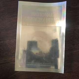national geographic - dec 1998 hologram cover