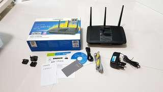 LINKSYS AC1900 Router - from Starhub
