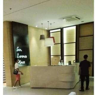 RENT TO OWN 1BR to 3BR San Lorenzo Place Makati