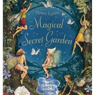 Magical Secret Garden 秘密花園立體故事書