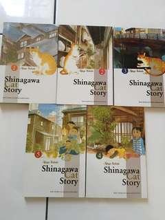 Shinagawa cat story (1-5 no end)