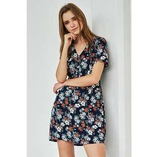 🚚 #MAF40 BN TCL Camila Floral Printed Dress