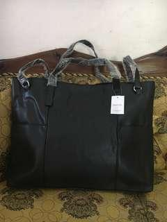 Mango Shopper Original Black