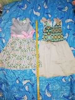 Dress set for 6T to 7T