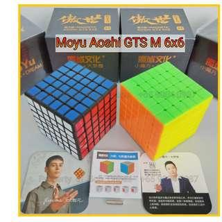 ~ Moyu Aoshi GTS M (Magnetic) 6x6 for sale in Singapore (Aoshi GTSM)
