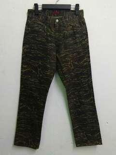 Johnbull Camouflage Pants