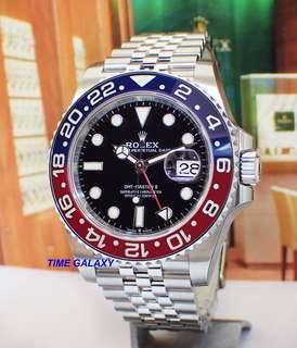 """Rolex GMT Master II """" PEPSI """""""
